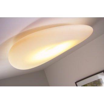 Linea Light Mr.Magoo ceiling light white, 1-light source