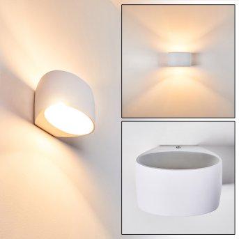 RHO Wall Light white, 1-light source