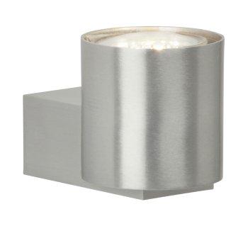 Brilliant IZON wall light LED aluminium, 1-light source
