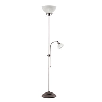Reality COUNTRY floor lamp rust-coloured, 1-light source