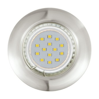 Eglo PENETO recessed light matt nickel, 3-light sources