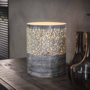 VEENHUIZEM Table Lamp grey, 1-light source