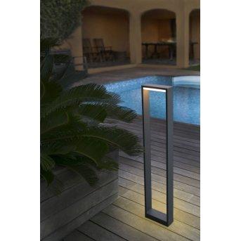 Faro Alp path light LED anthracite, 1-light source