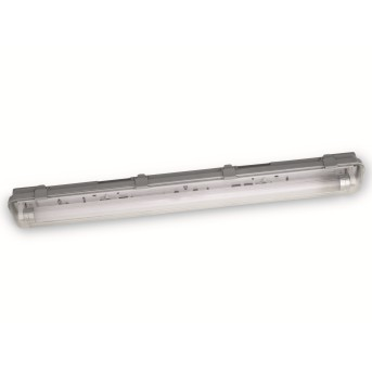 LEDVANCE SUBMARINE Ceiling Light grey, 1-light source