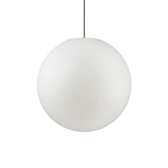 Ideal Lux SOLE Pendant Light white, 1-light source
