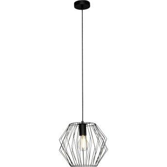 Brilliant NORIS Pendant Light black, 1-light source