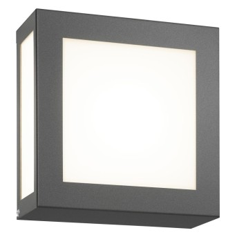 CMD Aqua Legendo Mini Outdoor Wall Light anthracite, 1-light source