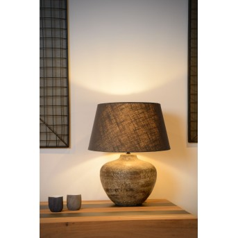 Lucide RAMSES Table Lamp rust-coloured, 1-light source