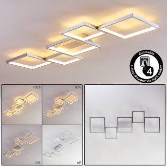 Bacolod Ceiling Light LED aluminium, 1-light source
