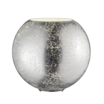 Wofi FARA Table Lamp silver, 1-light source