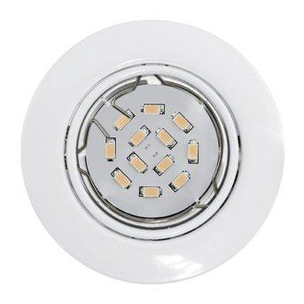 Eglo PENETO recessed light white, 1-light source