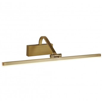 Wall Light Searchlight PICTURE LIGHTS LED gold, 1-light source