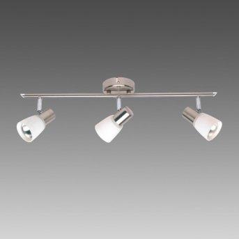 Brilliant LUCA Spotlight white, 3-light sources