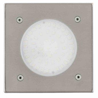 Eglo LAMEDO recessed ground light LED stainless steel, 1-light source