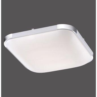 Leuchten Direkt VITUS Ceiling Light LED aluminium, 1-light source, Remote control