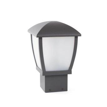Faro Wilma pedestal light anthracite, 1-light source