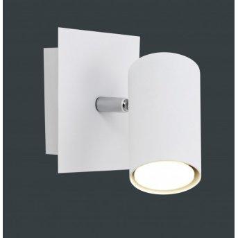 Trio 8024 wall light white, 1-light source