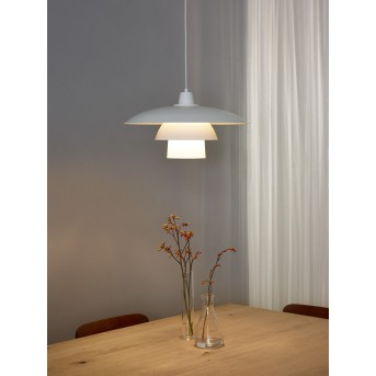 Lucide GITSY Pendant Light white, 1-light source