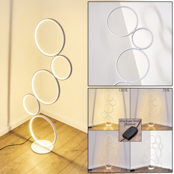 RODEKRO Floor Lamp LED white, 1-light source
