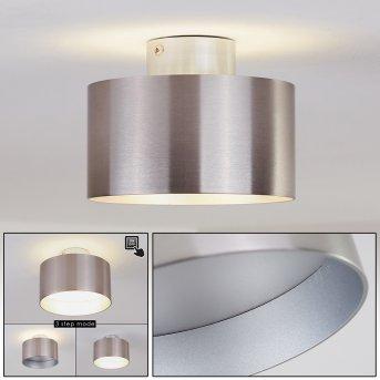 BARABOO Ceiling Light LED matt nickel, 2-light sources