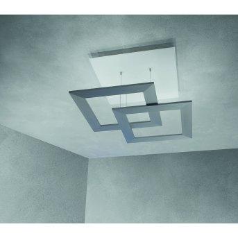 Escale ZEN D2W Ceiling Light LED grey, 10-light sources