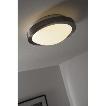 Bologna ceiling light LED white, 1-light source