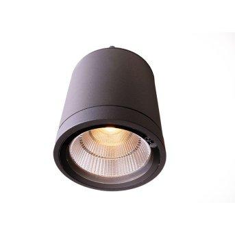 Deko Light Mobby ceiling light LED anthracite, 1-light source