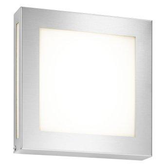 CMD Aqua Outdoor Wall Light LED stainless steel, 1-light source