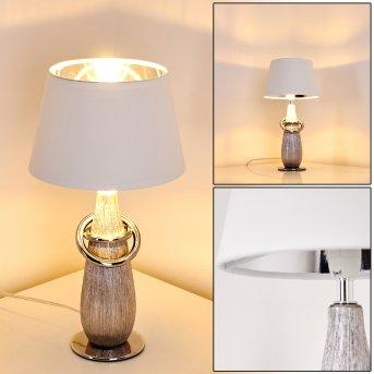 Stilli Table Lamp silver, 1-light source