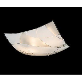 Globo ceiling light white, 2-light sources