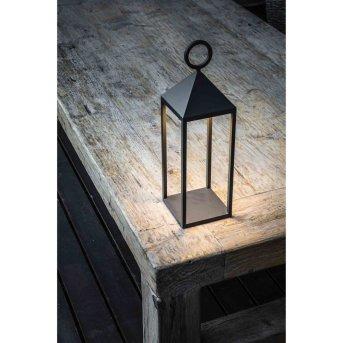 Faro Barcelona ARGUS Table Lamp LED anthracite, 1-light source