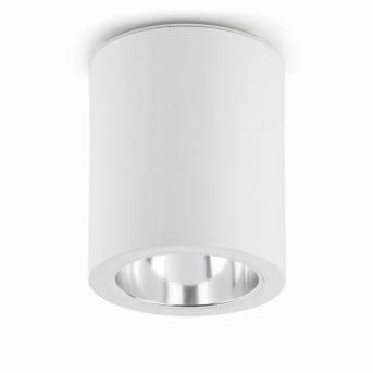 Faro Pote ceiling light white, 1-light source