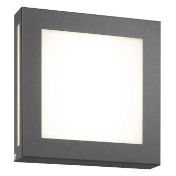 CMD Aqua Outdoor Wall Light LED anthracite, 1-light source