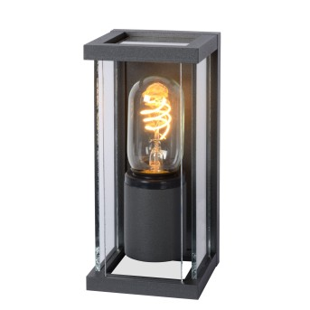 Lucide CLAIRE MINI Outdoor Wall Light black, 1-light source