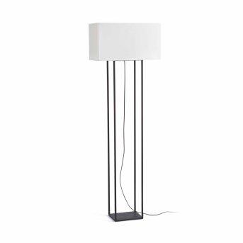 Faro Barcelona VESPER Floor Lamp brown, 2-light sources
