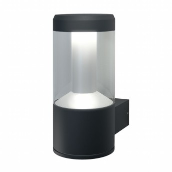 LEDVANCE SMART+ Outdoor Wall Light grey, 1-light source, Colour changer
