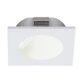 Eglo ZARATE recessed light LED white, 1-light source