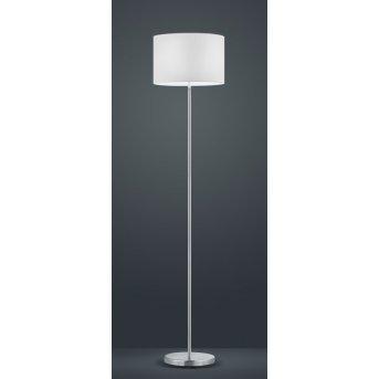 Trio Serie 4611 floor lamp matt nickel, 1-light source