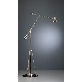 Tecnolumen EB 27 Floor lamp chrome, 1-light source