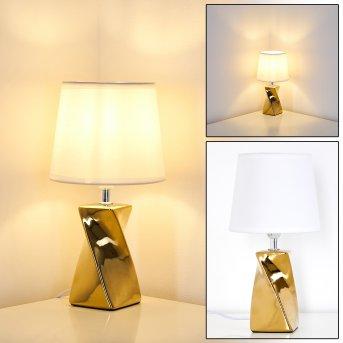 SHENZHEN Table Lamp gold, 1-light source
