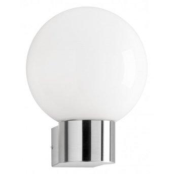 CMD AQUA BALL Wall Light stainless steel, 1-light source