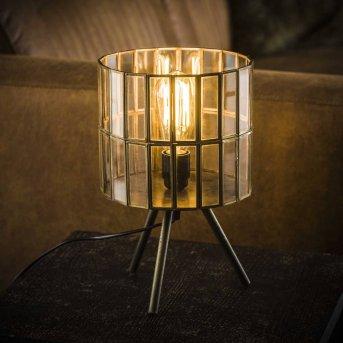 OUDESTOIF Table Lamp transparent, clear, 1-light source