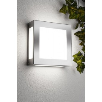CMD AQUA LEGENDO Wall Light stainless steel, 1-light source