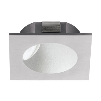 Eglo ZARATE recessed light LED silver, 1-light source