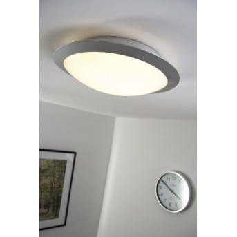 Trio 6265 ceiling light LED white, titanium , 1-light source