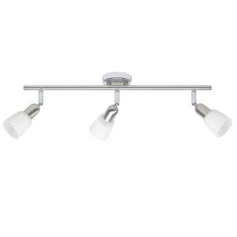 Brilliant SOFIA ceiling spotlight iron, 3-light sources