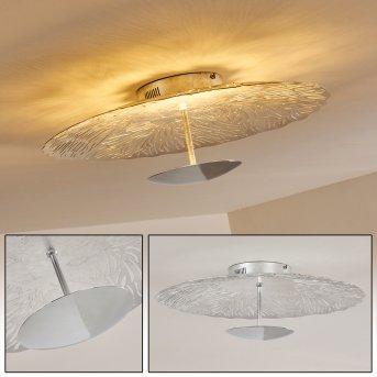 Ceiling Light Schwenburg LED silver, 1-light source