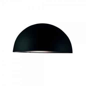 Nordlux Scorpius wall light black, 1-light source