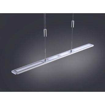 Paul Neuhaus NIKA Pendant Light LED aluminium, 1-light source