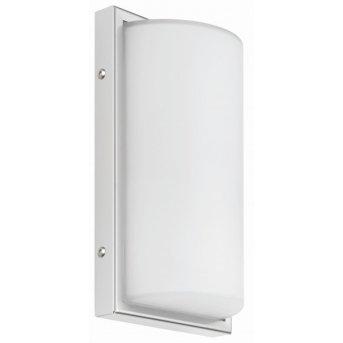 Lcd Esens wall light stainless steel, 1-light source